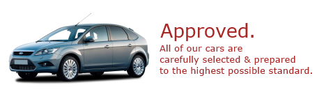 Approved Cheap Cars