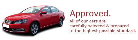 Approved Diesel Cars