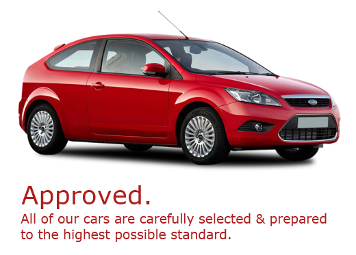 Approved Used Cars - Large