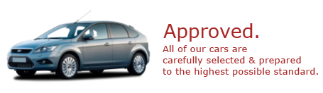 Approved Used Ford
