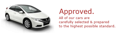 Approved Used Honda