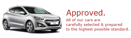 Approved Used Hyundai