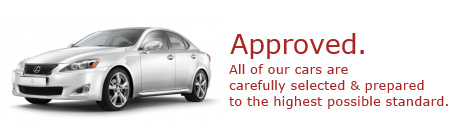 Approved Used Lexus