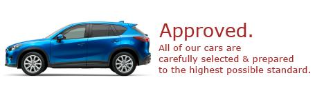 Approved Used Mazda