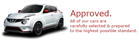 Approved Used Nissan
