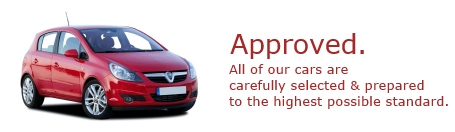 Approved Used Vauxhall