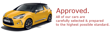 Approved used Citroen