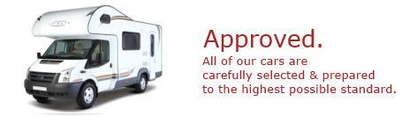 Approved Used Motorhomes