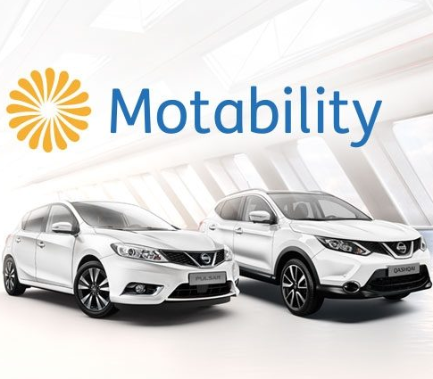 Motability Header Right
