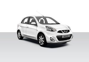Nissan Micra Acenta 5 Door Motability Offer
