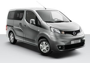 Nissan NV200 90 Acenta Combi 5 Door Motability Offer