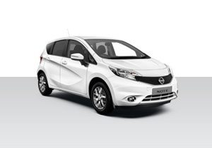 Nissan Note Acenta 5 Door Motability Offer
