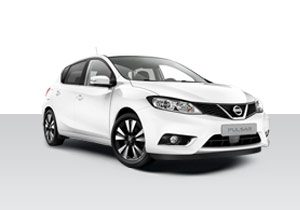 Nissan Pulsar DIG-T Acenta 5 Door Motability Offer