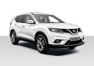 Nissan X-Trail DIG-T 2wd Acenta 5 Door Motability Offer
