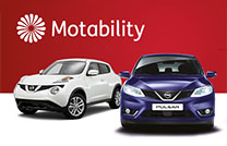 Nissan Motability Offers