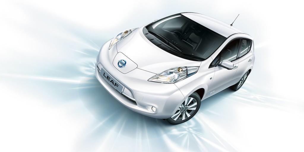Nissan Leaf Wide