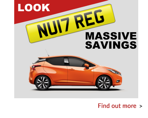 New 17 Reg Nissan Special Offers