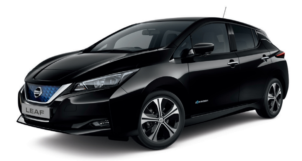 Polesworth Garage | New Cars | Nissan Leaf 2.ZERO Special Edition
