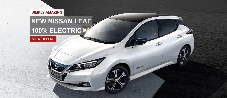 New Nissan Leaf Slide