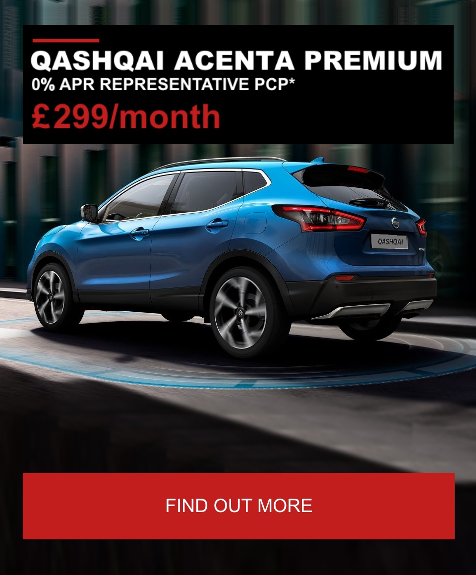 Polesworth Garage Nissan | New Nissan Cars